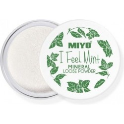 I Feel Mint MINERAL LOOSE POWDER- Miyo