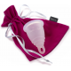 Menstrual cup – Zero Waste - DARK PINK - Perfect Cup