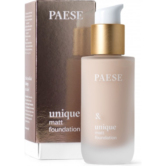 Unique Matt Foundation - PAESE