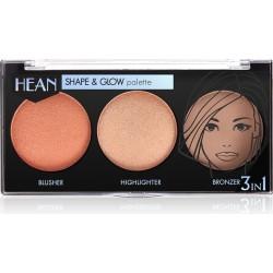 Contouring palette Shape & Glow - HEAN