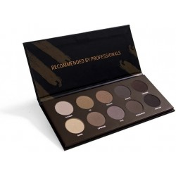 Pressed Eyebrow Shadows Palette Colour Brow Collection - AFFECT