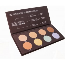 Full Cover Camouflages Palette - AFFECT