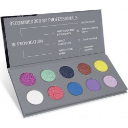 Pressed Eyeshadows Palette Provocation - AFFECT