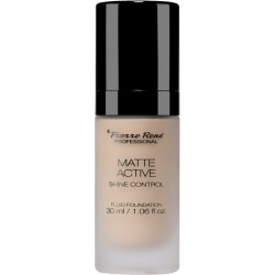MATTE ACTIVE FLUID FOUNDATION - Pierre René Professional