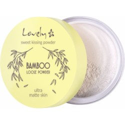 BAMBOO LOOSE POWDER - LOVELY