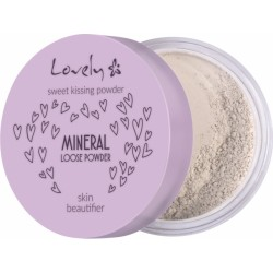 MINERAL LOOSE POWDER - LOVELY