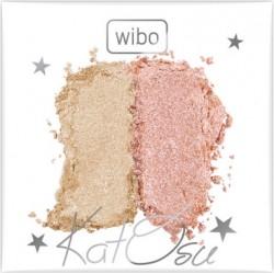KatOsu Eyeshadow DUO STELLAR No. 2 - WIBO
