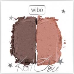KatOsu Eyeshadow DUO STELLAR No. 4 - WIBO