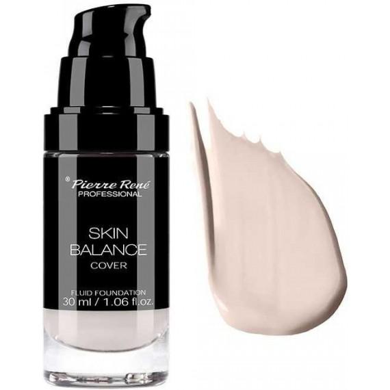 "Skin Balanace Cover Fluid Foundation No.20 ""Champange""- Pierre Rene Professional"
