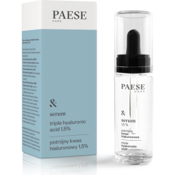 Serum Triple Hyaluronic ACID- Paese Cosmetics