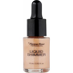 LIQUID SHIMMER CHAMPAGNE 15 ml  - Pierre René Professional