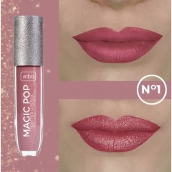 Glitter Lipstick MAGIC POP no.01 - WIBO
