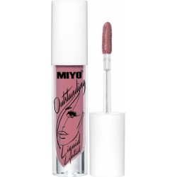 OUTSTANDING Liquid Lipstick 4 ml - MIYO