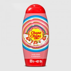 Body Wash&Shampoo Chupa Chups STRAWBERRY&CREAM 250ml