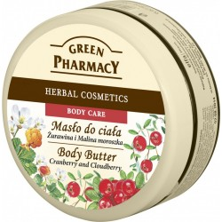 Body Butter, Cranberry and Cloudberry 200ml - GREEN PHARMACY