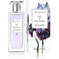 IRIS & PATCHOULI - Eau de Parfum for Women 50ml - ALLVERNUM
