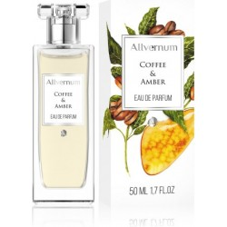 COFFEE & AMBER - Eau de Parfum for Women 50ml - ALLVERNUM
