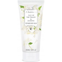 LILY OF THE VALLEY & JASMINE - Luxurious, perfumed body balm 200ml - ALLVERNUM