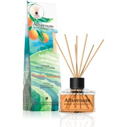 DIFFUSER - fragrance sticks BRAZILIAN ORANGE 100ml - ALLVERNUM