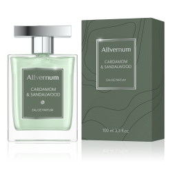 CARDAMOM & SANDALWOOD  - Eau de Parfum for Men 100ml - ALLVERNUM