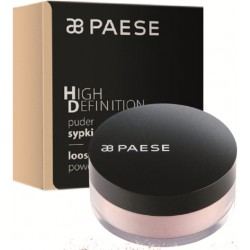 "Hight Definition Loose Powder ""Transparent""- Paese"