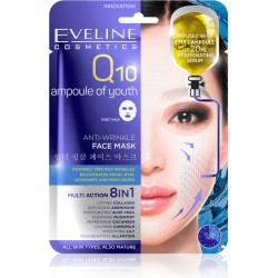 MULTI ACTION 8in1 - Q10 Ampoule of Youth - EVELINE COSMETICS