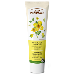 Hand and Nail Cream Moisturizing and Protective, Celandine - GREEN PHARMACY