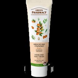 Hand and Nail Cream: Protective, Nourishing, Argan - GREEN PHARMACY