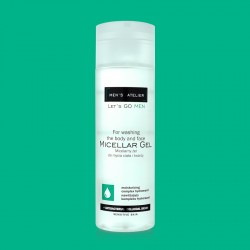 Men′s Atelier Micellar Gel for face and body
