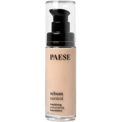SEBUM CONTROL Mattifying and Covering Foundation 400 - PAESE