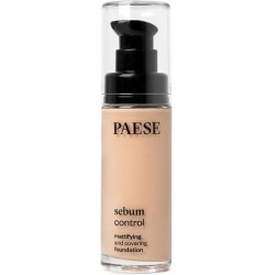 SEBUM CONTROL Mattifying and Covering Foundation 401 - PAESE