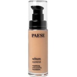 SEBUM CONTROL Mattifying and Covering Foundation 402 - PAESE