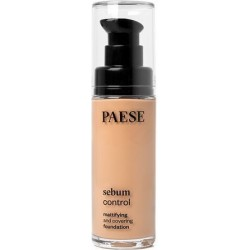 SEBUM CONTROL Mattifying and Covering Foundation 403 - PAESE