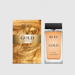 GOLD 90 ML EAU DE TOILETTE - BI-ES