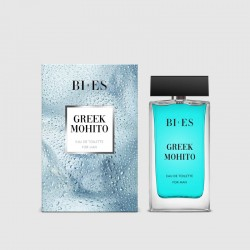 GREEK MOHITO 90 ML EAU DE TOILETTE - BI-ES