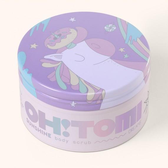 Body scrub Grapefruit Dreams Collection - Oh!Tomi