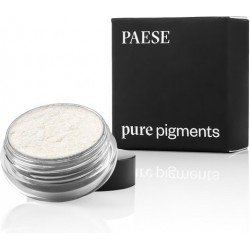 Pure Pigments WHITE PEARL- Paese Cosmetics