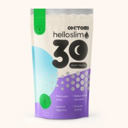 Hello Slim Night Teatox 30 days - OH!TOMI