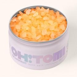 GRAPEFRUIT BATH SALTS - OH!TOMI