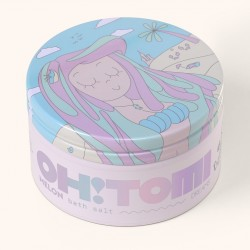 Bath salt MELON Dreams Collection - OH!TOMI