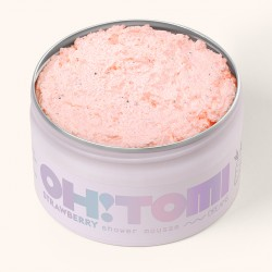 Shower Mousse STRAWBERRY Dreams Collection - OH!TOMI
