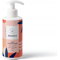 HAIR CONDITIONER WITH HEMP OIL 250ML - MANAYA