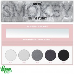 FIVE POINTS PALETTE - MIYO