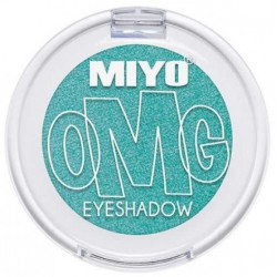 OMG! MONO EYESHADOW 01 White - MIYO