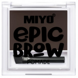 EPIC BROW POMADE - 02 REBELLIOUS BROWN - MIYO