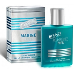 MARINE MEN eau de parfum 100 ml J' Fenzi