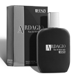 Ardagio Eau de black night 100 ml J' Fenzi