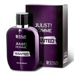 JUUST! HOMME WANTED eau de parfum 100 ml J' Fenzi