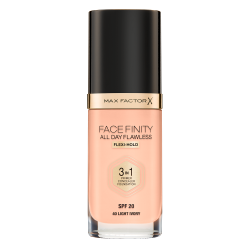 Max Factor Facefinity All Day Flawless 3in1 Liquid Foundation 10 FAIR PORCELAIN