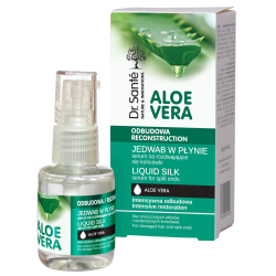 ALOE VERA liquid silk for split ends 30ml - Dr. Santé